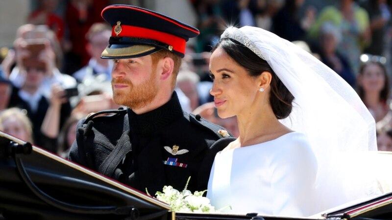Մեծ Բրիտանիայում տեղի ունեցավ արքայազն Հարրիի և Մեգան Մարքլի պսակադրությունը