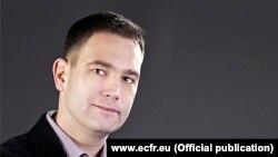 Берлиндеги «Эл аралык алакалар боюнча Европа кеңеши» аттуу талдоо борборунун эксперти Густав Грессел.