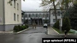 Все военнослужащие помещены в военный госпиталь в Гори
