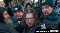 Затримання Максима Вінярського (ц), 25 березня 2014 року