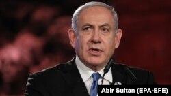 د اسراییل صدراعظم بینیامین نتنیاهو