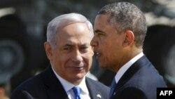 دیدار رهبران دو کشور در اسرائیل در سال ۲۰۱۳