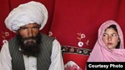 ЮНИСЕФ в 2007 году осудила брак 40-летнего мужчины и 11-летней девочки в Афганистане