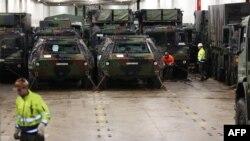 Tehnică militară germană (poză simbol)