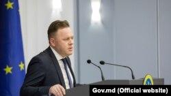 Вице-премьер по реинтеграции Молдовы Александру Фленкя