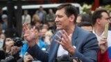 Дмитрий Гудков на встрече с избирателями