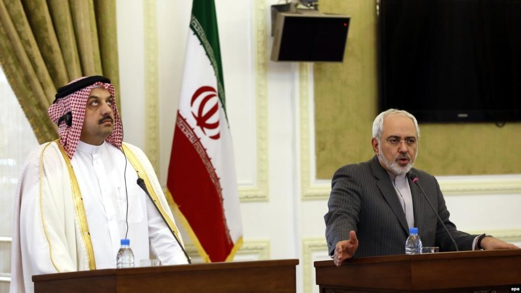 Rezultat slika za qatar and iran diplomatic relations