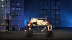 Teatri s'ndalet as në kohën e pandemisë