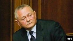 Ministri i mbrojtjes i Ukrainës Ihor Tenyukh
