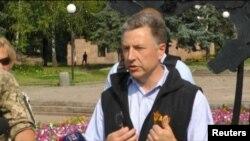 ABŞ-nyň Ukrainadaky ozalky ýörite wekili Kurt Wolker