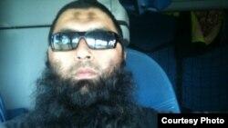 Uzbekistan - Jamshid Mukhtarov, Uzbek political refugee who is accused in terrorism, undated