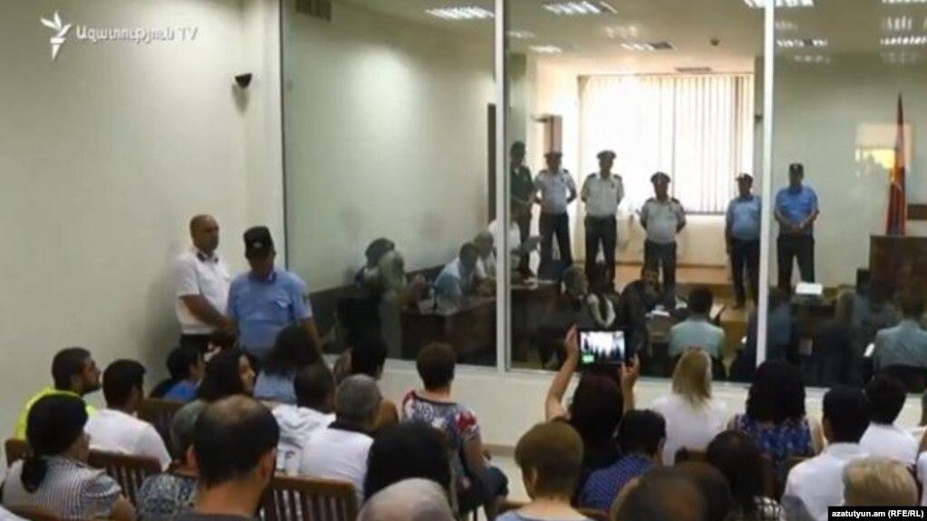Член «Сасна црер» Мхитар Аветисян освобожден из-под ареста