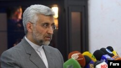 Shefi i ekipit negociator të Iranit Said Xhalili