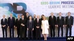 Američki i evropski zvaničnici na sastanku Brdo-Brijunin u Zagrebu, 25. novembar 2015