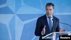 НАТОнун баш катчысы Андерс Фог Расмуссен