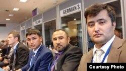 Таджикская оппозиция.