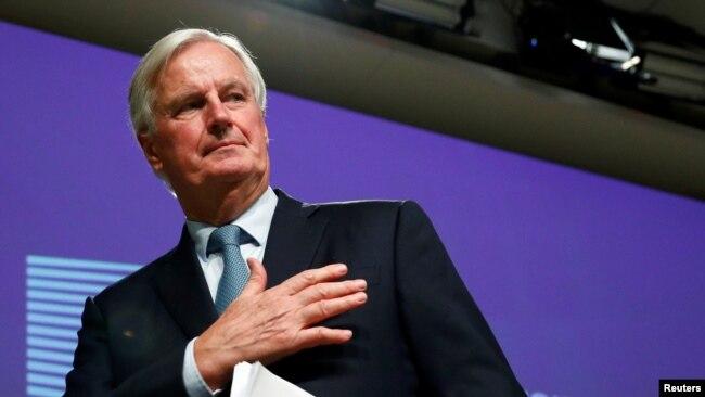 Glavni pregovarač Evropske unije za Brexit, Michel Barnier