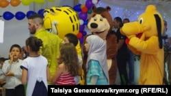 Кримські діти святкують Ораза-байрам у Сімферополі