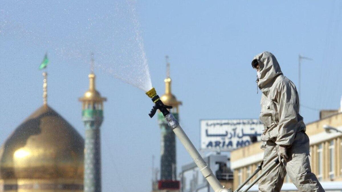 Иран опасается, что ему не хватит больничных мест за вспышки коронавирус