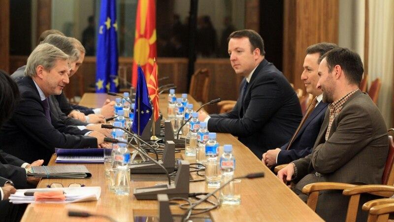 Груевски до Хан   Власта не нè вклучува во реформските процеси
