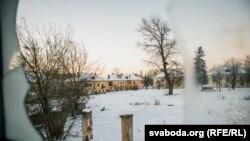 Пасёлак Трактарнага заводу ў Менску, архіўнае фота