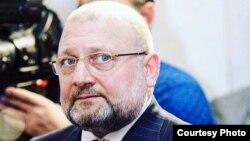 Министр Чечни по национальной политике Джамбулат Умаров, архивное фото