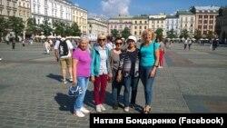 Участники «Віку щастя» в Польше, 2018 год