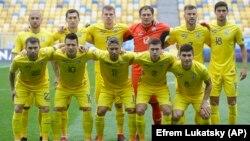 Сборная Украины по футболу