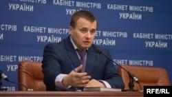 Міністр енергетики і вугільної промисловості Володимир Демчишин