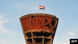 Vodotoranj - simbol Vukovara
