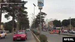 نما ای از شهر هراتی