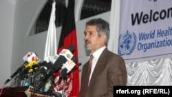 احمد جان نعیم معین وزارت صحت عامه افغانستان