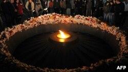 Nga ceremonia në Jerevan, 23 prill 2012