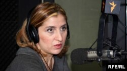 Чапидзе в политике новичок, но темные стороны политической игры ей знакомы не понаслышке
