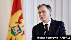 Ish-presidenti i Malit të Zi, Filip Vujanoviq