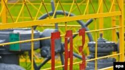 Минск маңындағы табиғи газ құбыры. 22 маусым 2010 жыл.