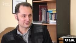 Перший заступник генерального директора НСТУ Олександр Харебін