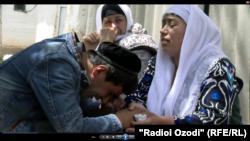 Мотами се оила дар Роғун