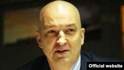 Polish political scientist Slawomir Debski (file photo)