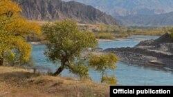 Река Кокомерен. Иллюстративное фото.
