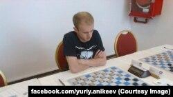 Юрий Аникеев - о российско-украинском шашечном конфликте