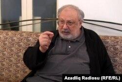 Рустам Ибрагимбеков. 12 қараша 2012 жыл.