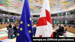 Заседание Совета по Ассоциации Грузии с Евросоюзом