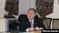 Бизнесмен Гоча Дзасохов позавчера приехал в Южную Осетию