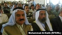 عدد من المشاركين في المهرجان الفني الايزيدي