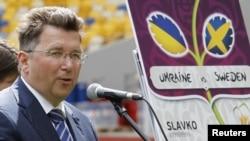 UEFA's Euro 2012 Director Martin Kallen