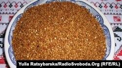 Ukraine - buckwheat