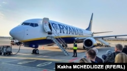 Jedan od aviona Rajaneira