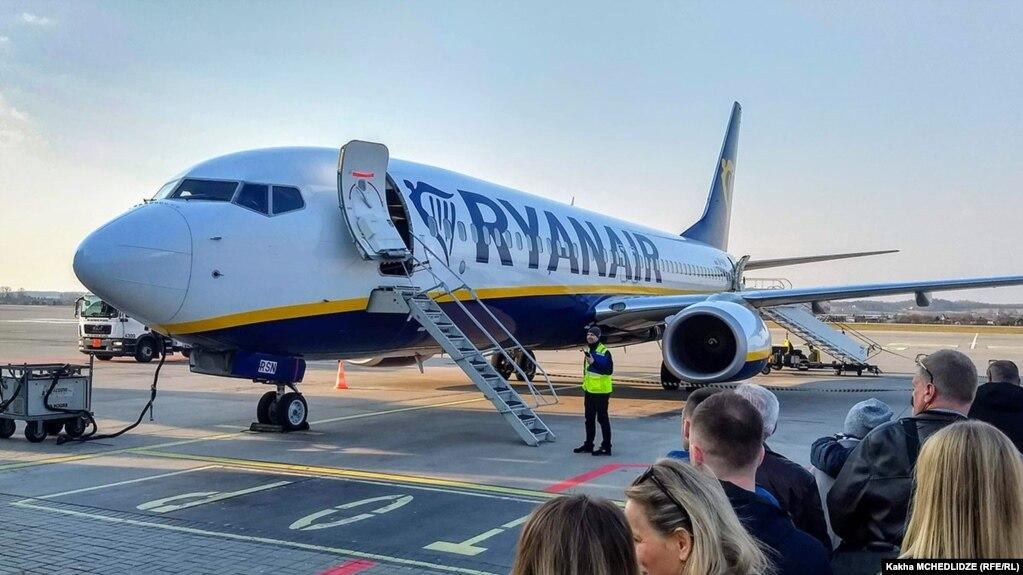 ГРУЗИЯ: Авиакомпания Ryanair начнет летать в Грузию