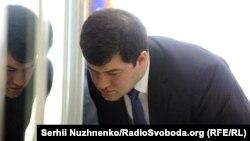 Роман Насіров у Апеляційному суді Києва, архівне фото